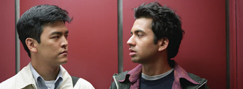 A Scene from the movie Harold and Kumar