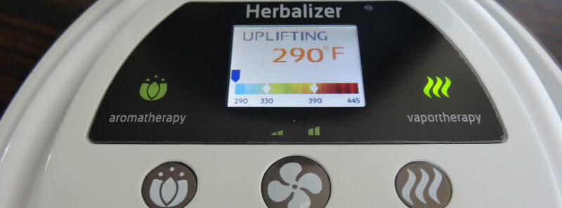 Herbalizer Monitor