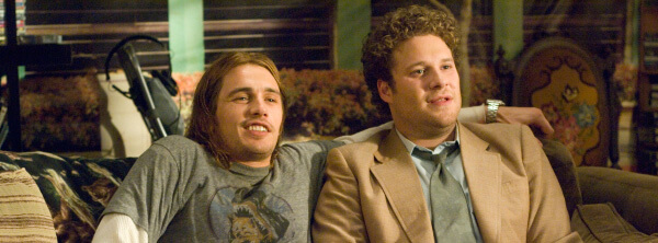 A Scene from the movie Pineapple Express
