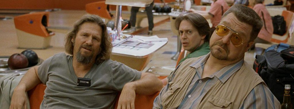 A Scene from The Big Lebowski Movie