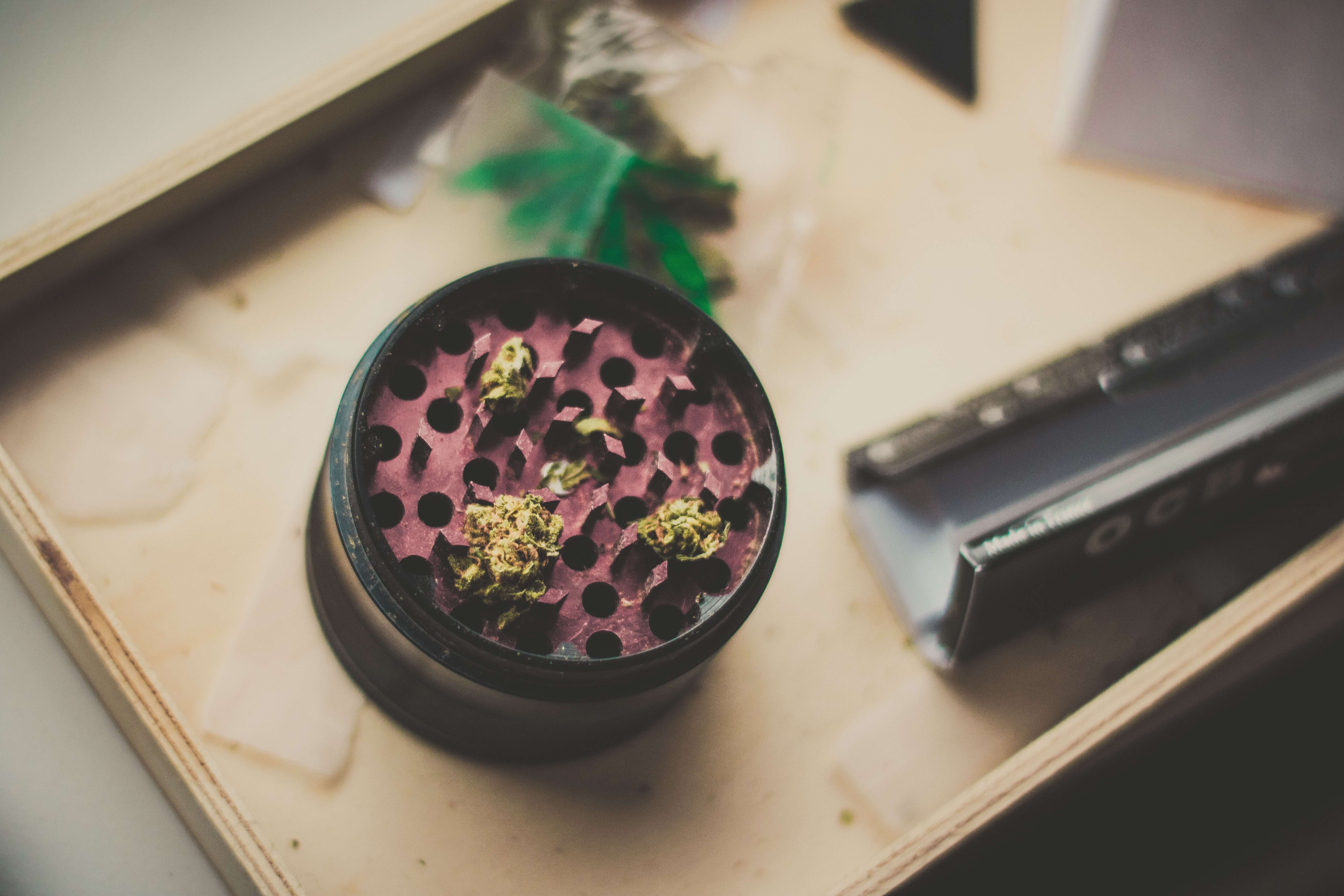 How Herb Grinders Enhance The Psychedelic Experience