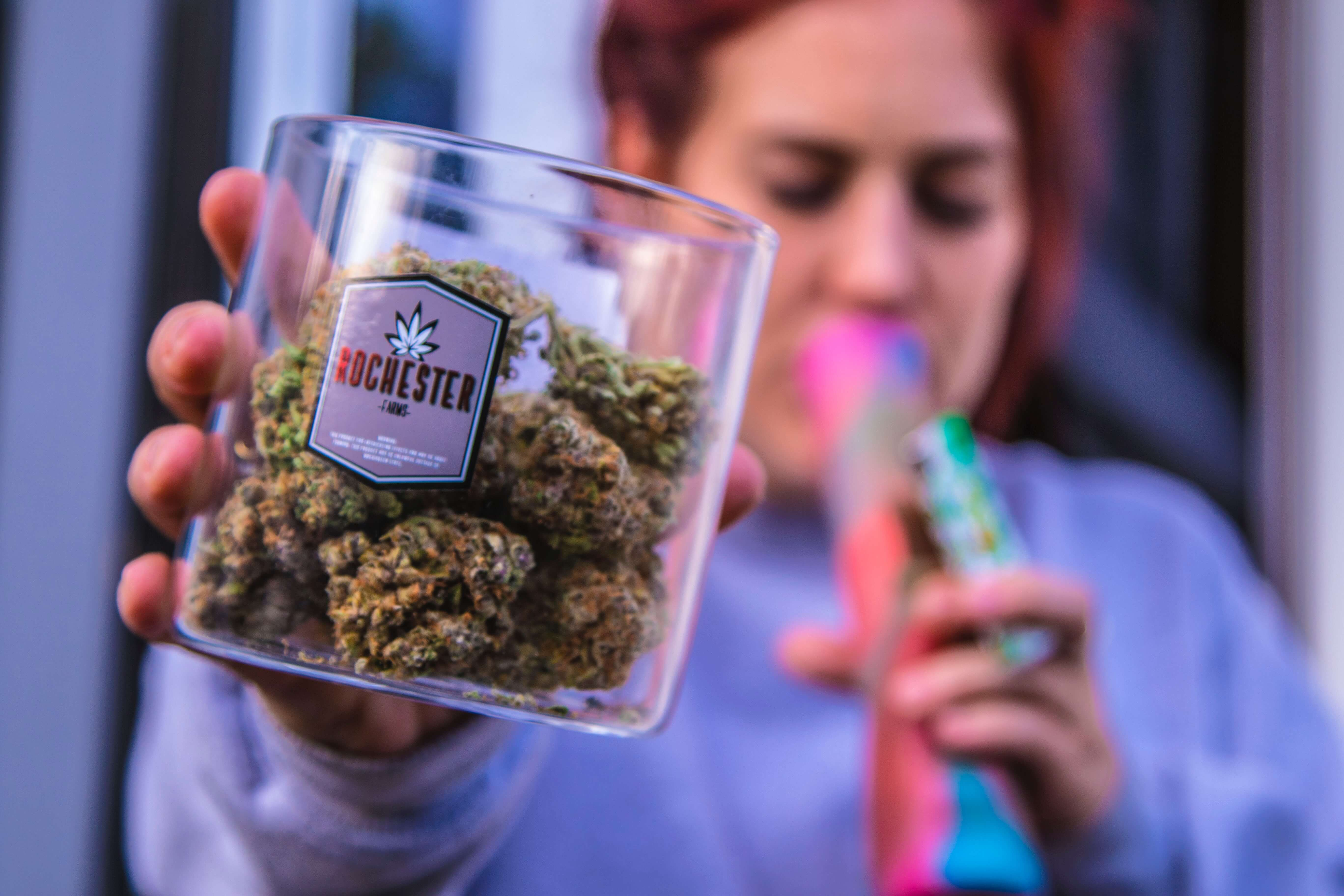 Why Packed Weed Is Better Than Rolled Weed