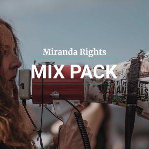 Miranda Rights Mix pack