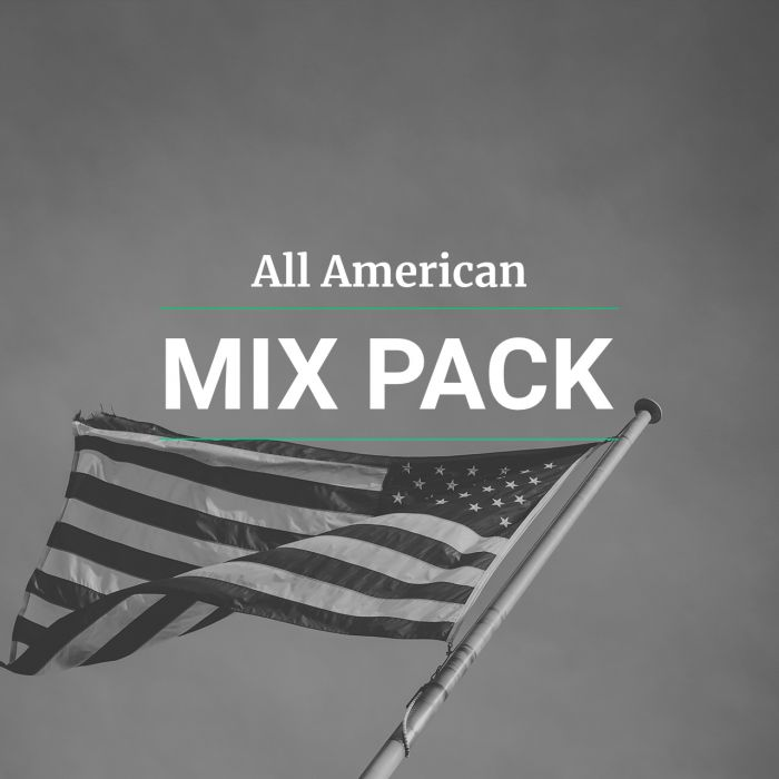 All American Mix pack
