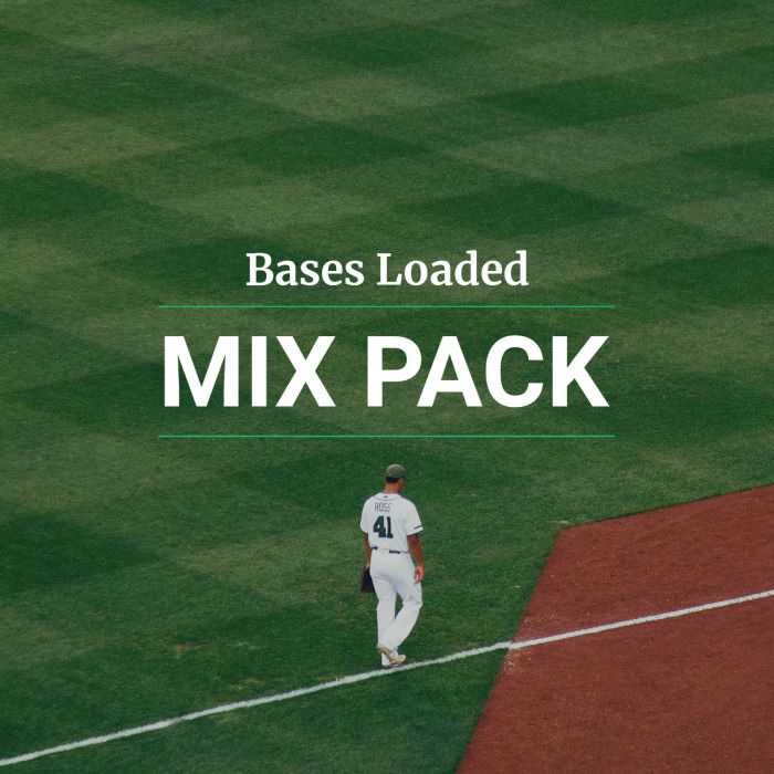 Bases Loaded Mix pack