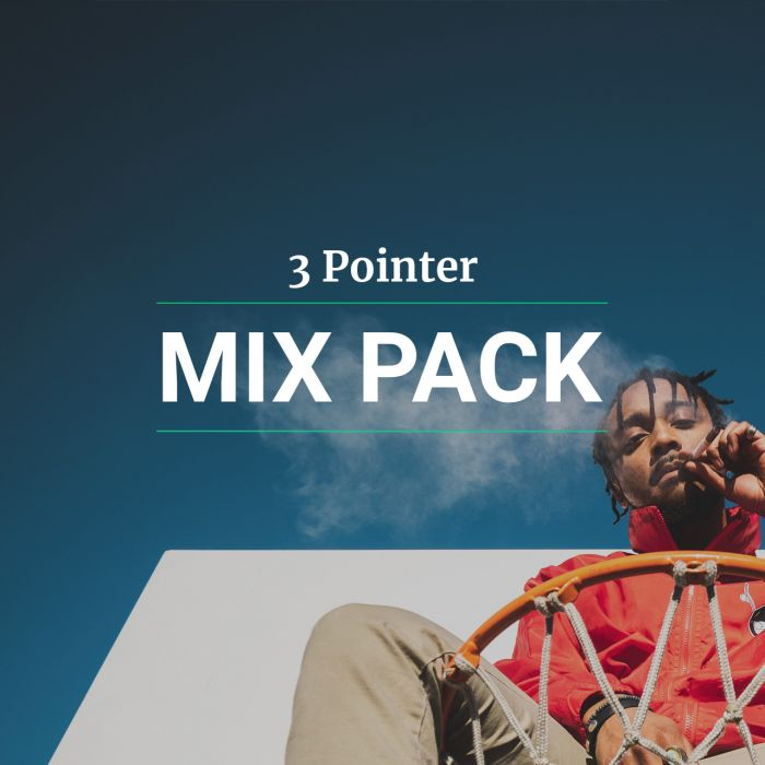 3 Pointer Mix pack