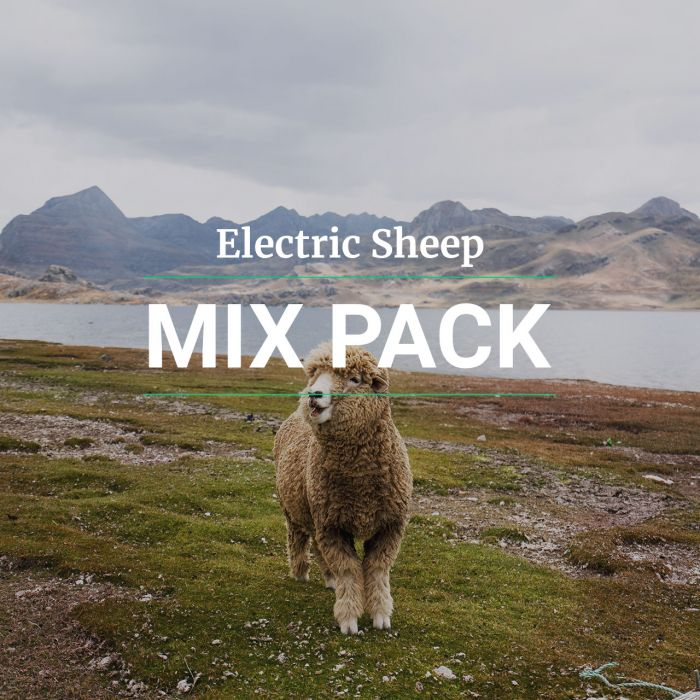 Electric Sheep Mix pack